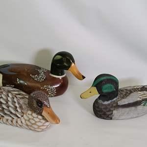 Lot # 107 Duckin Crazy Trio