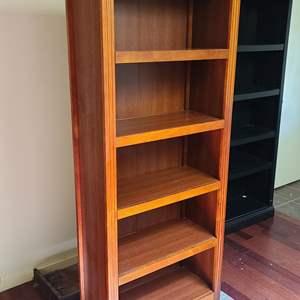 Lot # 114 Modern Bookcase