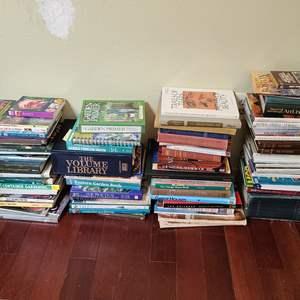 Lot # 117 Assorted Books