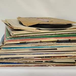 Lot # 119 Assorted Vinyl