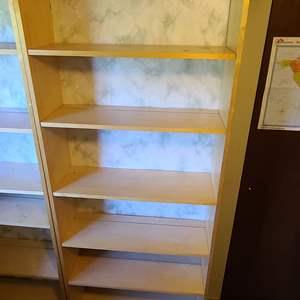 Lot # 133 Bookshelf
