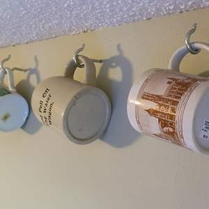 Lot # 136 Assorted Mugs