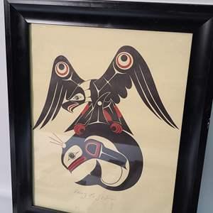 Lot # 138 Doug Lafortane & Celtic Art