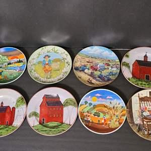 Lot # 149 Farm Fresh Plates
