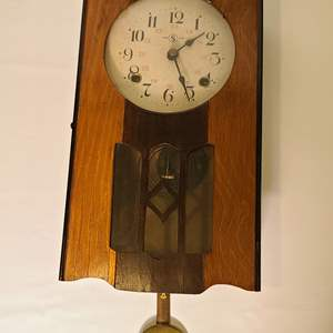 Lot # 243 Trade (S) Mark Clock