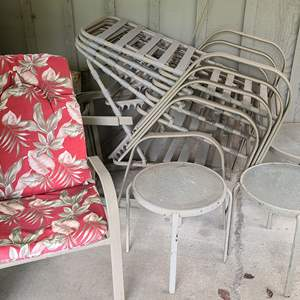 Lot # 235 Outdoor Furniture