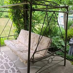 Lot # 236 Porch Swing