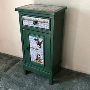 Lot # 178 - Cute Duck Night Stand