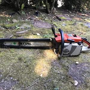 Lot # 432 - STIHL Chainsaw