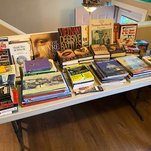 Lot # 24 - Great Selection of Hardback & Paperback Books - See Pictures for Titles