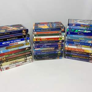 Lot # 32 - Children's DVD Collection - See Pictures for Titles
