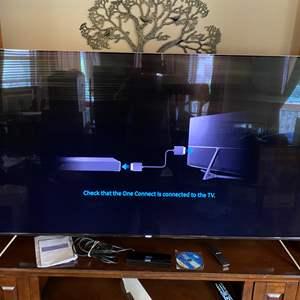 """Lot # 34 - Samsung 65"""" 8 Series Smart TV Model-UN65KS800DFXZA"""