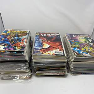 Lot # 217 - Collection of Comic Books - (See Pictures for Titles)