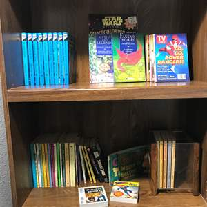 Lot # 258 - Awesome Selection of Kids Books: Like New Hardy Boys, Disney Adventures & More