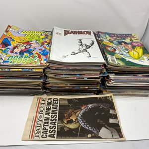 Lot # 218 - Collection of Comic Books - (See Pictures for Titles)