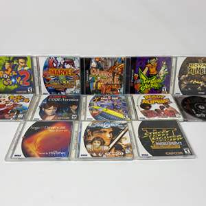 Lot # 226 - Great Collection of Sega Deamcast Games - (See Pictures)