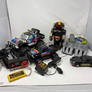 Lot # 294 - Vintage R/C Cars & Robots