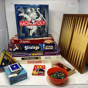 Lot # 315 - Collection of Board Games