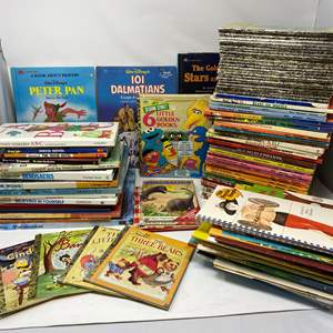 Lot # 317 - Collection of Vintage Children's Books - (See Pictures)