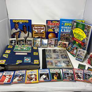 Lot # 320 - Collection of Sports Cards & Other Collector Cards