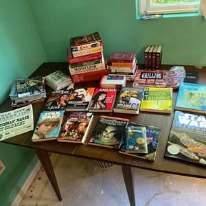 Lot # 341 - Books & Magazines