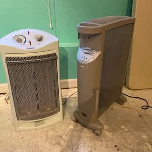 Lot # 354 - Holmes Heater, Bionaire Heater - (Both Work)