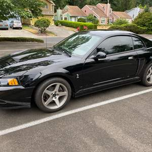 Lot # 1 - Amazing 2003 Ford Mustang Cobra SVT Terminator w/ Only a Shocking 2,815 Miles!!! (See Video & Pictures)