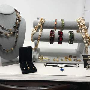 Lot # 102 - Nice Selection of Costume Jewelry: Monet, LC, Coko & More..