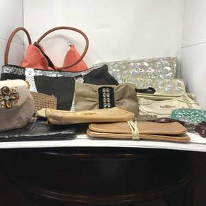 Lot # 150 - Collection of Purses & Totes - (See Pictures)