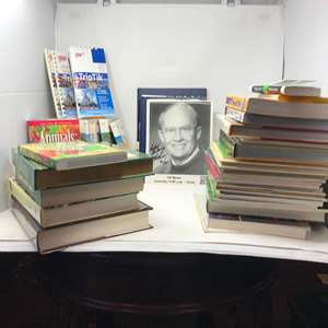 Lot # 157 - Small Collection of Books - (See Pictures for Titles)