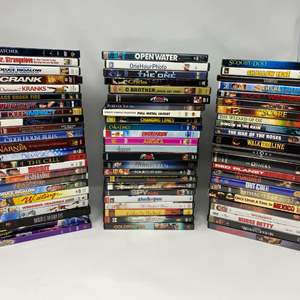 Lot # 203 - Collection of DVD's - (See Pictures for Titles)
