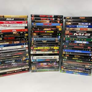 Lot # 204 - Collection of DVD's - (See Pictures for Titles)
