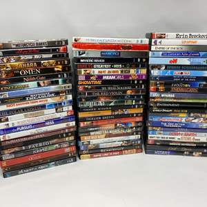 Lot # 205 - Collection of DVD's - (See Pictures for Titles)