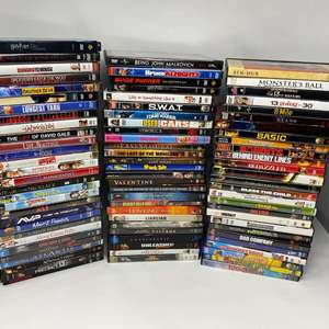 Lot # 207 - Collection of DVD'd - (See Pictures of Titles)
