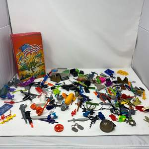 Lot # 245 - G.I. Joe Accessories & Other Toy Accessories.