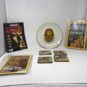 Lot # 255 - King Tut Memorabilia