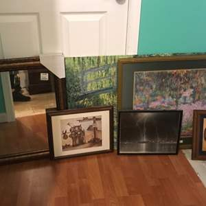 Lot # 379 - Awesome Hummel Print #2036/5000, Mirror & More