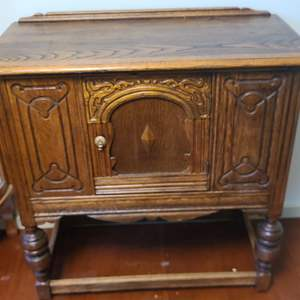 Lot # 11  Cabinet