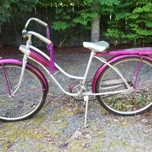 Lot # 61 Messinger Purple Bike