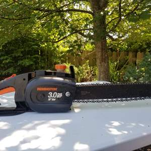 Lot # 67 Remington Chainsaw
