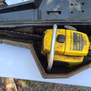 Lot # 45 McCulloch Chainsaw
