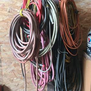 Lot # 59 Cords & Hoses