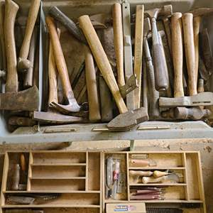 Lot # 85 Assorted Carpentry Tools
