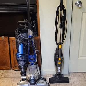 Lot # 94 Kirby Vacuum & Eureka Stick Vacuum