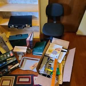 Lot # 95 Office Supplies