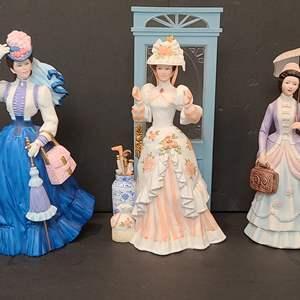 Lot # 117 Avon Presidents Club/Albee Award Figurines #3