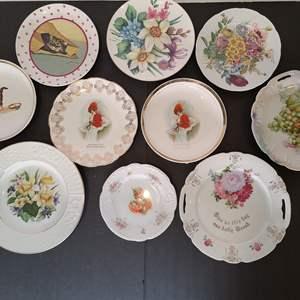 Lot # 122 Collectors Plates