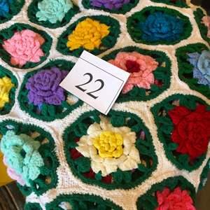 Lot # 22 - Crochet King Size Spread