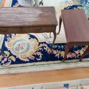 Lot #46 Small Credenza/ End Table