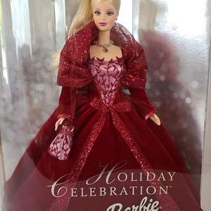 Lot #198 Special Edition Barbie